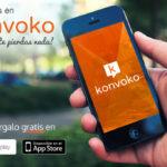Descarga la app KONVOKO